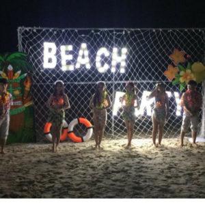 SỰU KIỆN DJ -BEACH PARTY